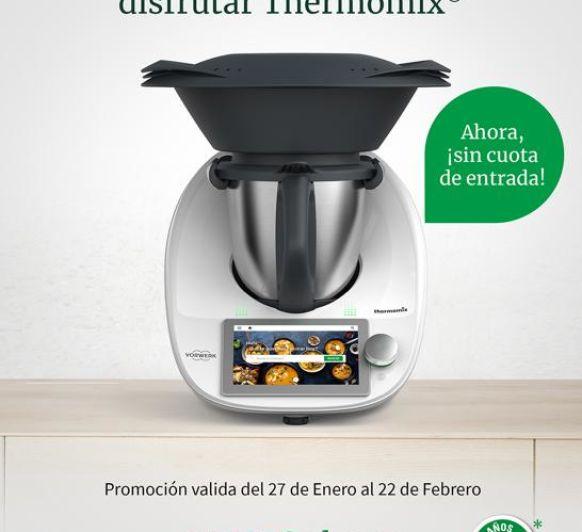 Thermomix® TM6 SIN ENTRADA