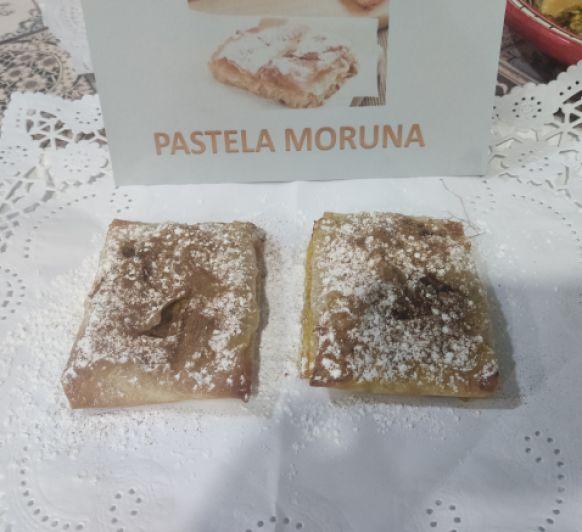 PASTELA MORUNA CON Thermomix®