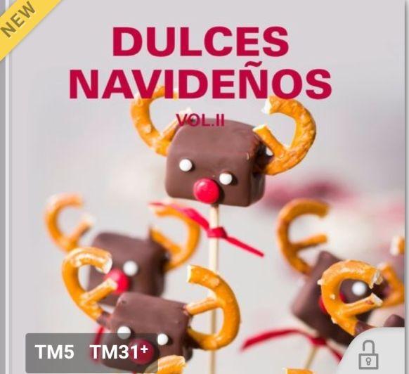 RECETARIOS DE NAVIDAD